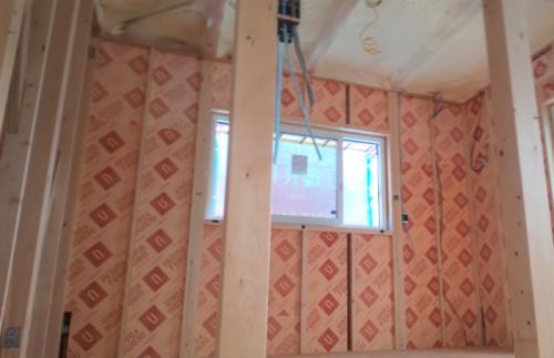 【現場レポート】朝日村新築工事 断熱パネル編 を更新しました