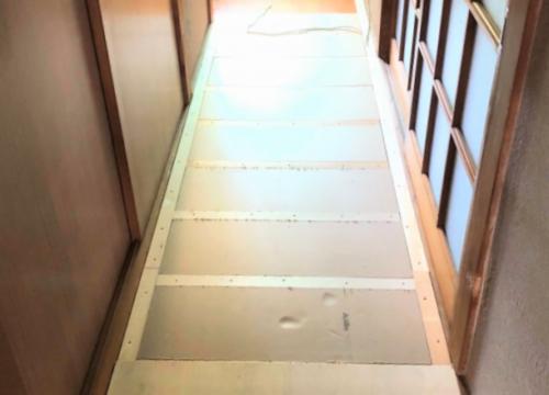 【現場レポート】バリアフリー化 松本市G様邸リノベーション工事