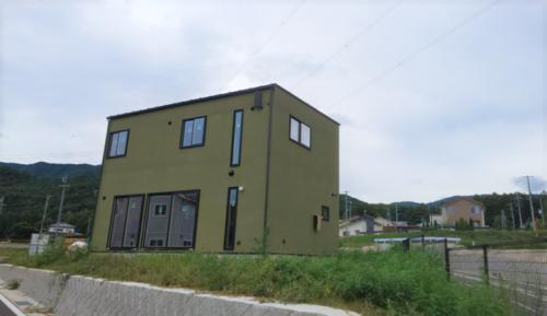 【現場レポート】朝日村◆新築工事◆HIROGALIE◆足場が外れました!完成見学会情報!