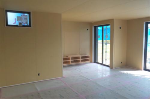 【現場レポート】もうすぐクロス工事◆松本市◆新築工事◆内田
